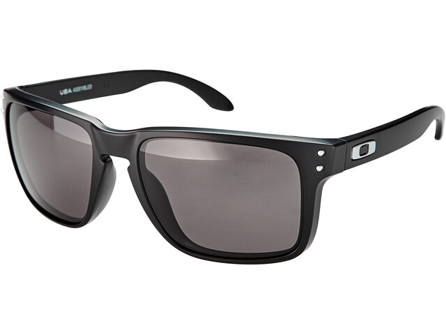 Oakley Holbrook XL Lunettes de soleil, matte black/warm grey